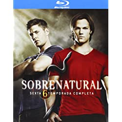 Sobrenatural Temporada 6 [Blu-ray]