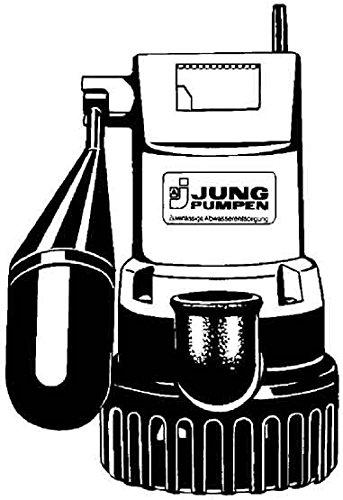 Jung Pumpen Pumpe U 3 KS spezial