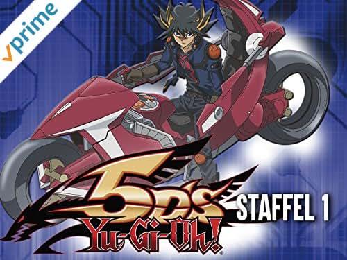 Yu-Gi-Oh! - 5D's