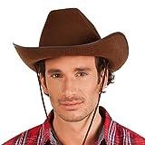 Boland 04097 - Erwachsenenhut Cowboy
