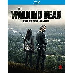 The Walking Dead - Temporada 6 [Blu-ray]