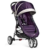Baby Jogger City Mini 3 - Silla de paseo, color morado/gris