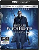 The Last Witch Hunter [4K UHD + Blu-ray]