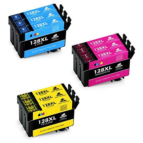 IKONG Sostituzione per Epson T1282 T1283 T1284 (T1285) Cartucce Compatibile con Epson Stylus Office...