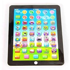 Tableta de estudio para niños, máquina de aprendizaje interactiva, juguetes educativos, computadora portátil, juego para niños random color