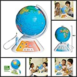 Smart Globe Discovery SG268 - Interactive Smart Globe with Smart Pen by Oregon Scientific