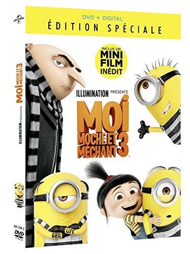 Moi, Moche et méchant 3 [Édition spéciale-DVD + Digital] [Import Italien]