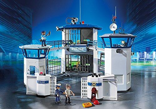 Playmobil 6919.0 Polizeistation mit Gefängnis, Spielset - 3