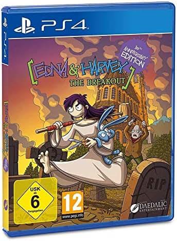 Edna Remake (PS4 Deutsch)