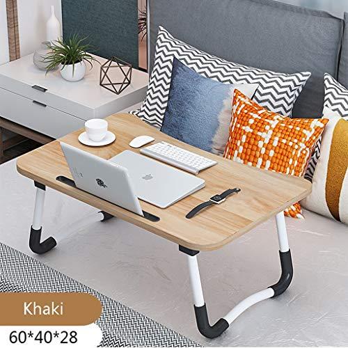 BETTY Tavolo Scrivania Pieghevole per Laptop, scrivania Portatile per PC Tavolo da Tavolo per Laptop...
