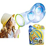 Giant Bubble Fun Amazing Kit Magic Enormous Huge Bubbles Gift Outdoor Garden Toy