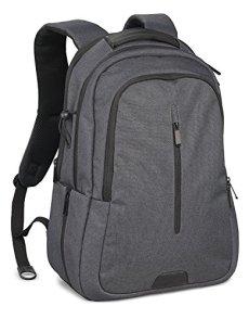 Cullmann Stockholm Daypack 350+ Mochila Gris - Funda (Mochila para Tablet, Universal, Compartimento del portátil, Gris)