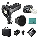 Godox AD200 Pocket Flash luce Flash Portable Mini TTL Speedlite 2.4 G Wireless X System 200 W forte alimentazione per Nikon Sony Canon EOS
