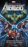 Marvel novels - Avengers: Everybody Wants to Rule the World: 1