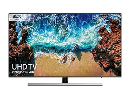 Samsung UE65NU8000TXZT Smart TV 4K Ultra HD 65' Wi-Fi DVB-T2CS2 Nero, Serie 8 NU8000 [Classe di...
