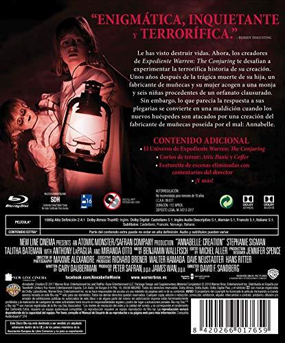 Annabelle-Creation-Halloween-Blu-Ray-Blu-ray