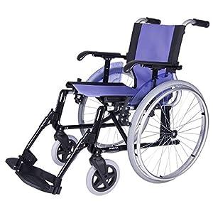 Silla de ruedas en aluminio FORTA LINE R600