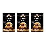 DON MARCO'S BARBECUE KS2713 Don Marco´s Barbecue Burger Buns Backmischung 3er-Set