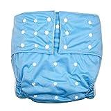 Lukloy pour homme adultes couches en tissu pour incontinence Care...
