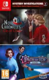 Mystery Investigations Path of Sin: Greed + Noir Chronicles: City of Crime pour Switch