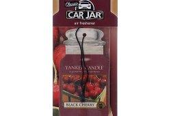 Yankee Candle 1133672 Jarre Désodorisante pour Voitures Cerise Noire Multicolore Achat