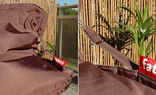 Fatboy 900.0627 Sitzsack, Polyester, blau, 60 x 60 x 110 cm - 2