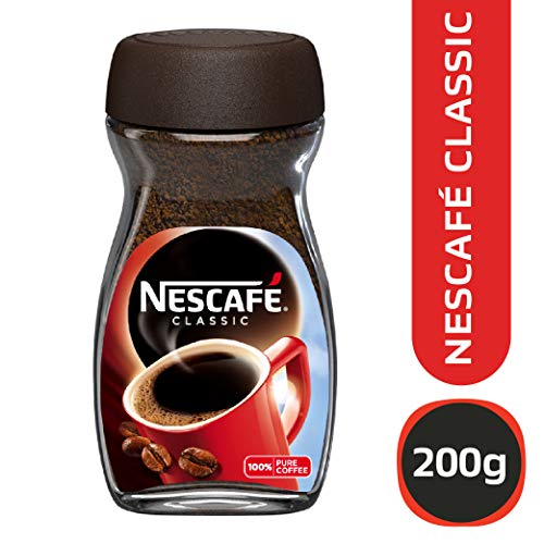 Nescafé Classic Coffee, 200g Dawn Jar 4
