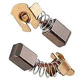 Kohlebürsten für Makita Akku-Winkelschleifer BGA 452 7x7,2mm (CB-430)