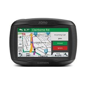 Garmin zumo Motorradnavigationsgerät, Touchscreen, lebenslange Kartenupdates 4
