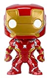 Funko - POP Marvel - Cap America 3 - Iron Man