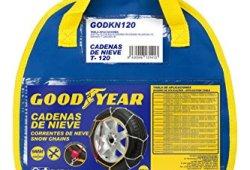 Goodyear GODKN0Chaînes à Neige Métal Talla 120 Magasin en ligne