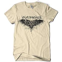 2002-Camiseta Game of thrones - Valar Morghulis (Dr.Monekers)