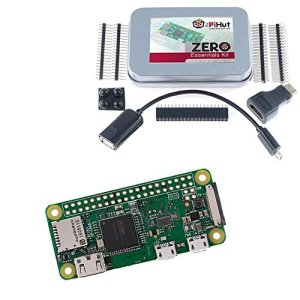 51g1bUTY%2BDL - The PiHut Zero Essentials Kit - Kit para Raspberry Pi Zero W (Wifi)