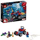 LEGO Super Heroes - Inseguimento in Auto di Spider-Man, 76133