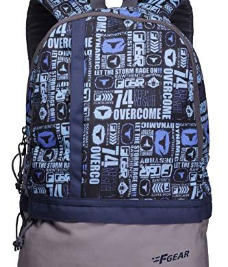 F Gear Burner P11 26 Ltrs Blue Casual Backpack (2437) 14