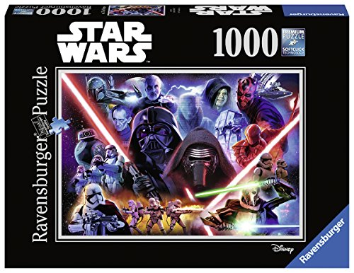 Ravensburger Adulti Puzzle 19886 Starwars: Limited Edition 5, Puzzle