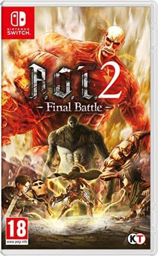 Giochi per Console Koei Tecmo A.O.T.2: Final Battle
