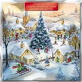 Caridad tarjetas de Navidad (ph3838)–Navidad Aldea–Pack de 6tarjetas–Se vende en ayuda de clic Sargent, Vivaz, Tenovus, asociación, NSPCC y la división multinacional de atención de cáncer ABF los soldados 'caridad