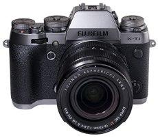 Fujifilm X-T1 + XF 18-55mm MILC 16.3MP CMOS II 4896 x 3264Pixeles Grafito, Plata - Cámara digital (16,3 MP, 4896 x 3264 Pixeles, CMOS II, Full HD, 390 g, Grafito, Plata)