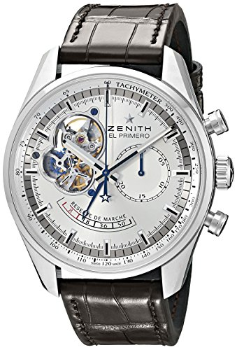 ZENITH CHRONOMASTER OPEN POWER RESERVE HERREN 42MM UHR 03.2080.4021/01.C494