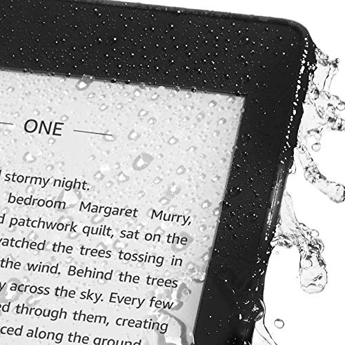 """All-New Kindle Paperwhite 4G LTE (10th gen) - 6"""" High Resolution Display with Built-in Light, 32GB, Waterproof, WiFi + Free 4G LTE 16"""