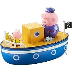 Peppa Pig - Barco del Abuelo Pig para Jugar en la bañera (05060)