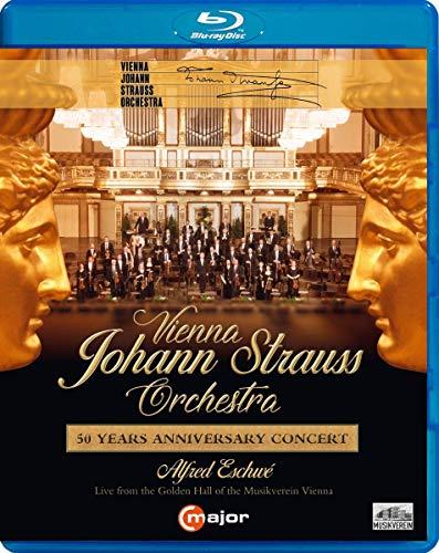 50 Years Anniversary Concert [Musikverein Wien, 2016] [Blu-ray]