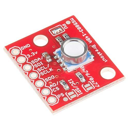 GY-MS5803-14BA 01BA Modulo sensore di pressione del gas liquido liquido per Arduino JBP-X