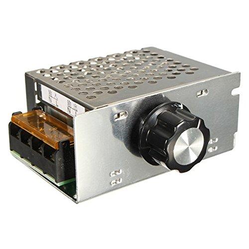 ILS - CA 220V 4000W regolatore tensione SCR dimmer regolatore velocità motore elettronico
