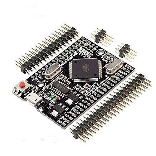 ARCELI Arduino Mega 2560 PRO Mini Embedded, MCU ATmega2560, USB CH340G Elettronica