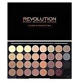 Maquillaje Revolution Ultra 32Shade Eyeshadow Palette Flawless Matte, 16g