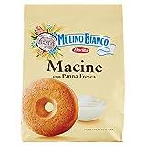 Mulino Bianco Biscotti Frollini Macine, Colazione Ricca di Gusto - 800 gr