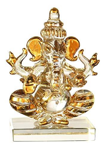 Super Toy Ganesha Idol for Car Dashboard (ON Sale Now)