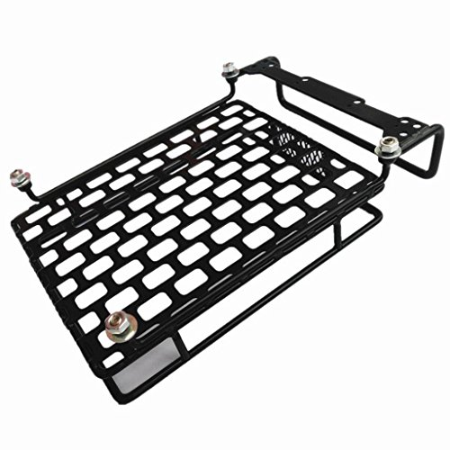 Segolike 1/10 Roof Luggage Rack For 1/8th Scale CC01 AXIAL SCX10 RC4WD D90 RC Trucks